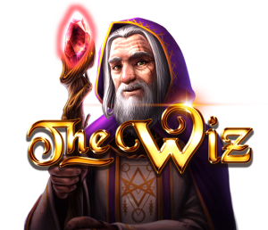 Behold the mighty wizard! - ELK Studios